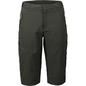 Icepeak Ballard Capri Pants Men, dark green
